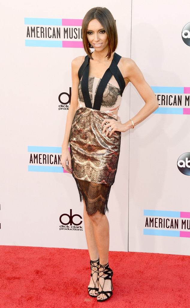 Giuliana Rancic, American Music Awards