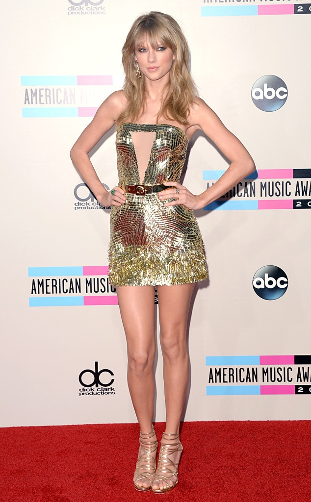 Taylor Swift, American Music Awards