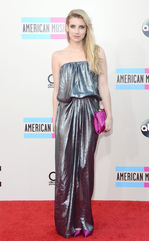 Emma Roberts, 2013 American Music Awards