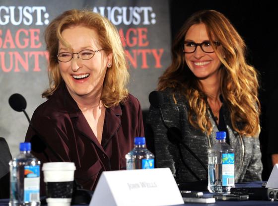Meryl Streep, Julia Roberts