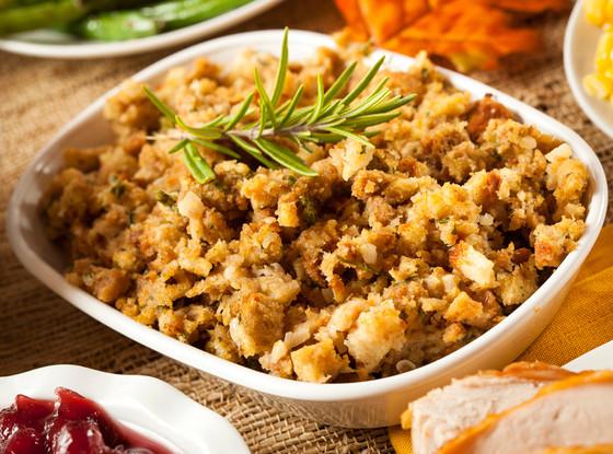 Stuffing, Thanksgiving Sides