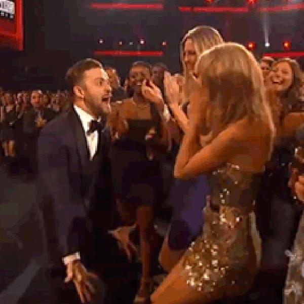Justin Timberlake, Taylor Swift, AMA's
