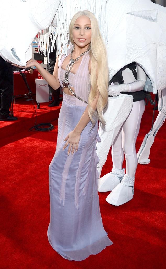 Lady Gaga, 2013 American Music Awards