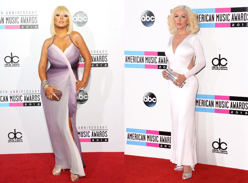 Christina Aguilera, American Music Awards