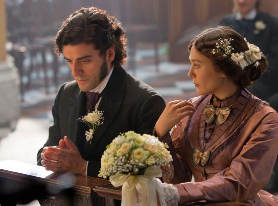 Oscar Isaac, Elizabeth Olsen, In Secret