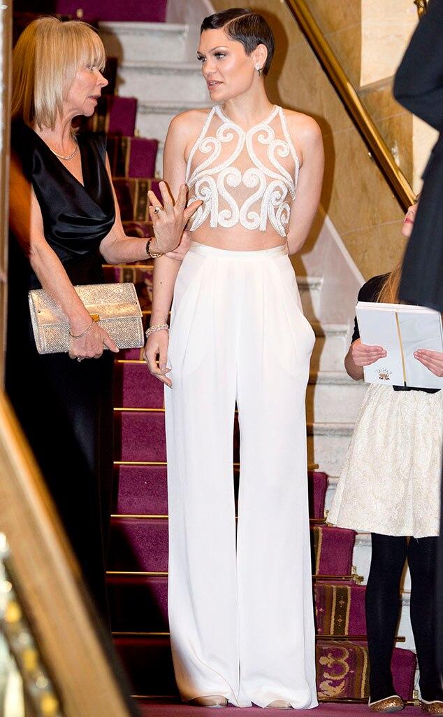 Jessie J, Royal Variety Performance, London Palladium