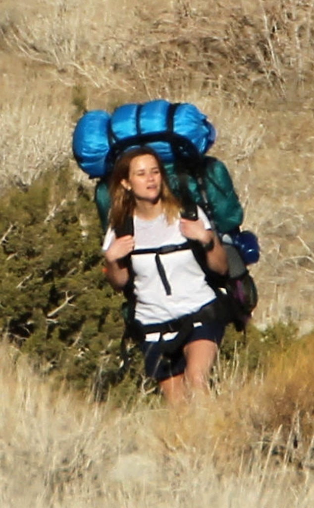 Reese Witherspoon, The Wild, Filming