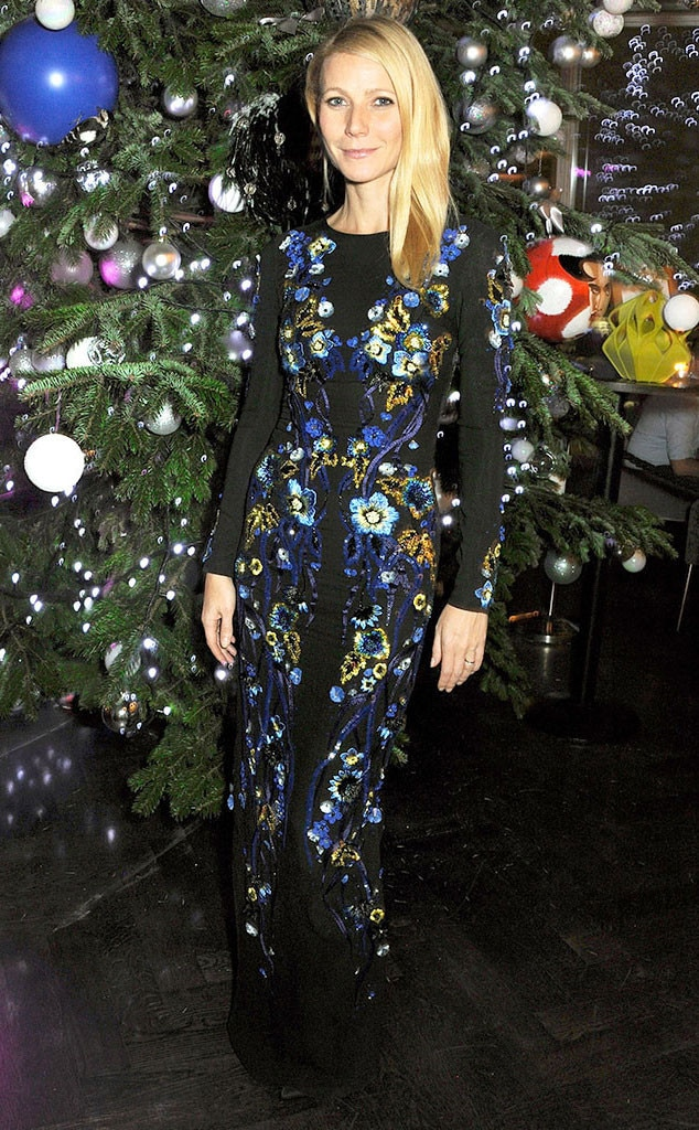 Gwyneth Paltrow, Matthew Williamson, Kids Company Dinner, England