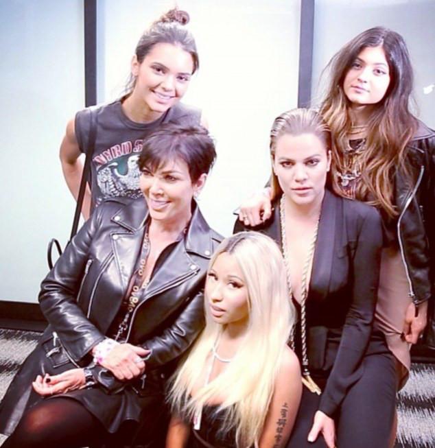Kardashians, Nicki Minaj, Snoop Dogg