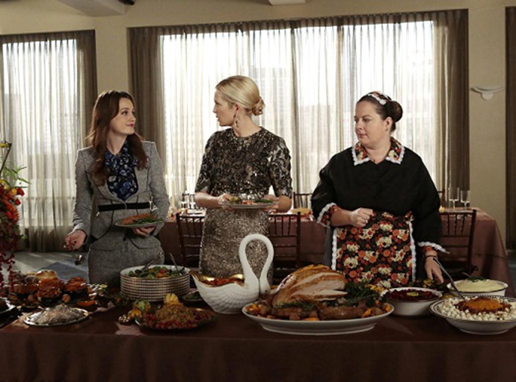 Gossip Girl, Thanksgiving