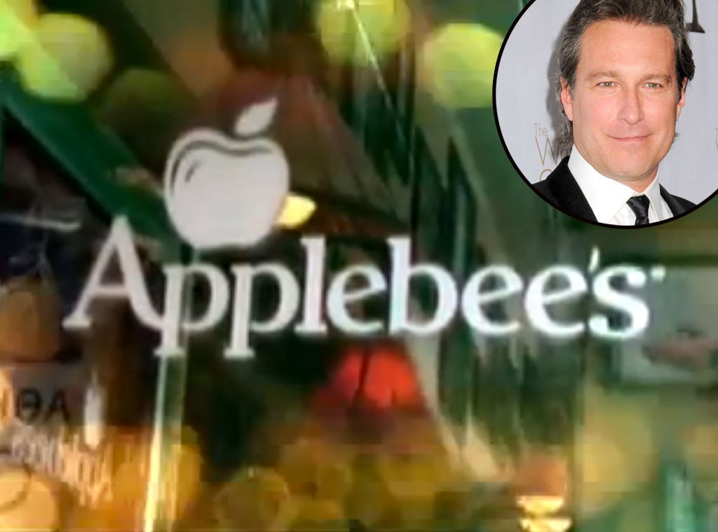 Celebrity Voiceovers, John Corbett, Applebee's