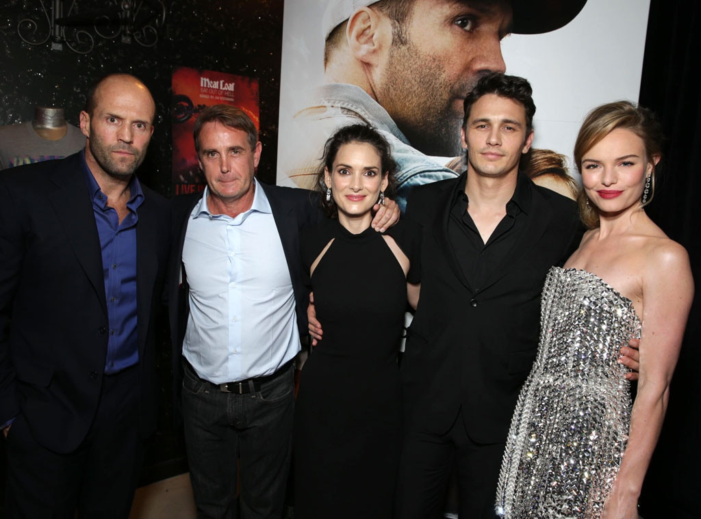 Jason Statham, Winona Ryder, James Franco, Kate Bosworth, Kevin King Templeton