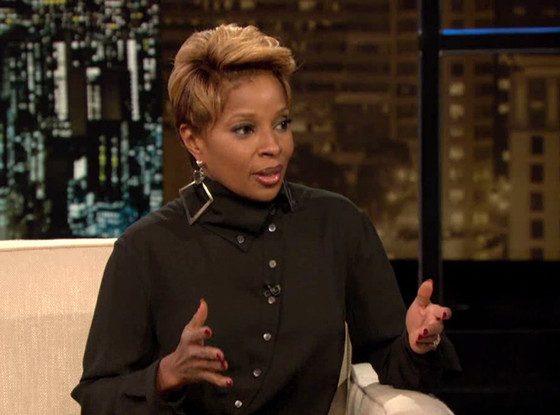 Mary J. Blige, Chelsea Lately
