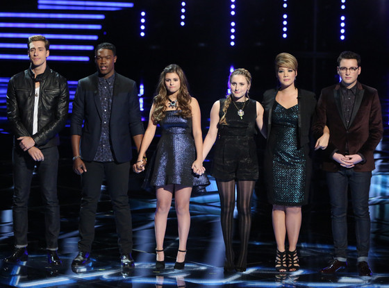 The Voice, Ray Boudreaux, Matthew Schuler, Jacquie Lee, Caroline Pennell, Tessanne Chin, James Wolpert