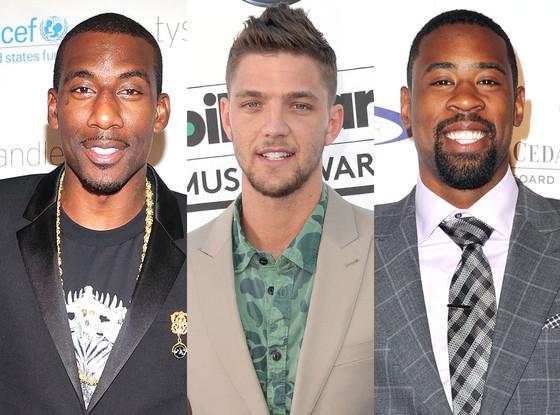 NBA Grooming, DeAndre Jordan, Amar'e Stoudemire, Chandler Parsons