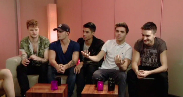 The Wanted Coffee Break canal E!
