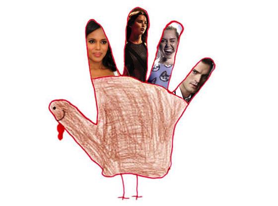 E! Loves Thanksgiving