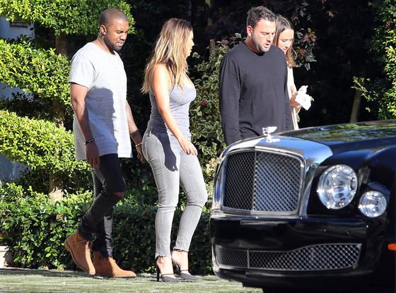Kim Kardashian, Kanye West, Miami, Thanksgiving
