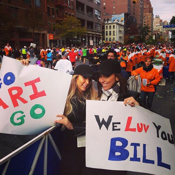 Bill Rancic, Giuliana Rancic, Instagram