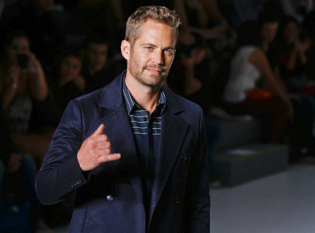 Paul Walker: A Life in Pictures
