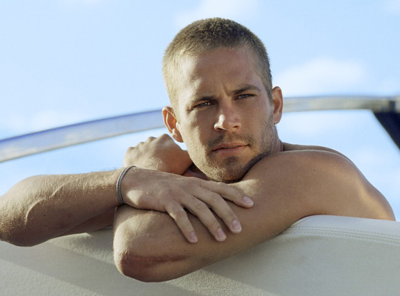Paul Walker Into The Blue