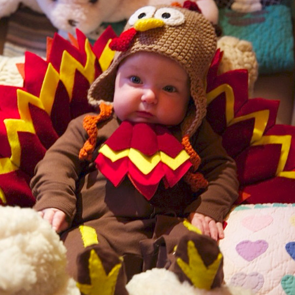 Winnie Fallon, Thanksgiving Turkey