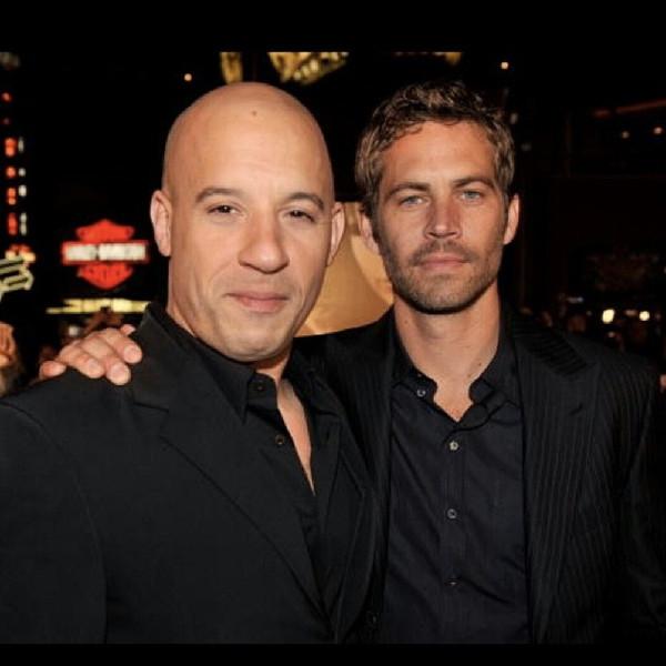Morte de Paul Walker Vin Diesel e famosos lamentam a perda