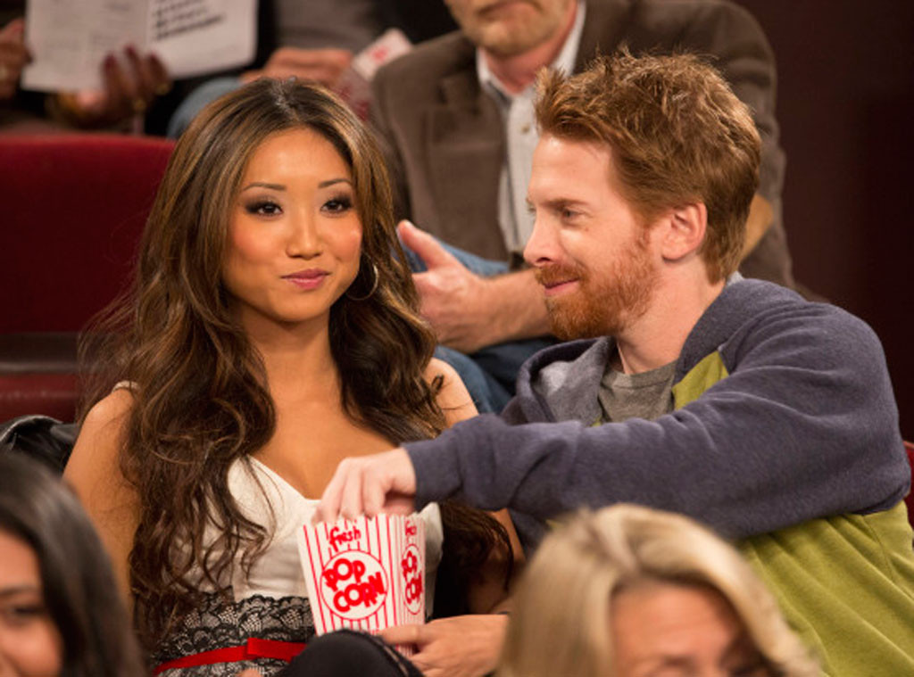 DADS, Seth Green, Brenda Song