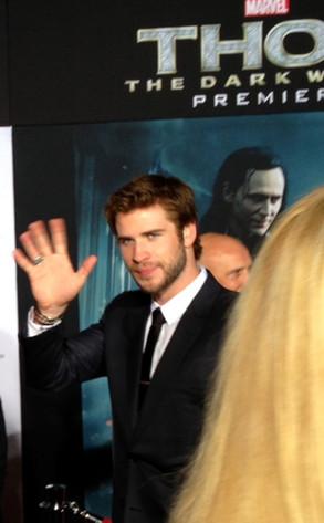 Liam Hemsworth, Thor