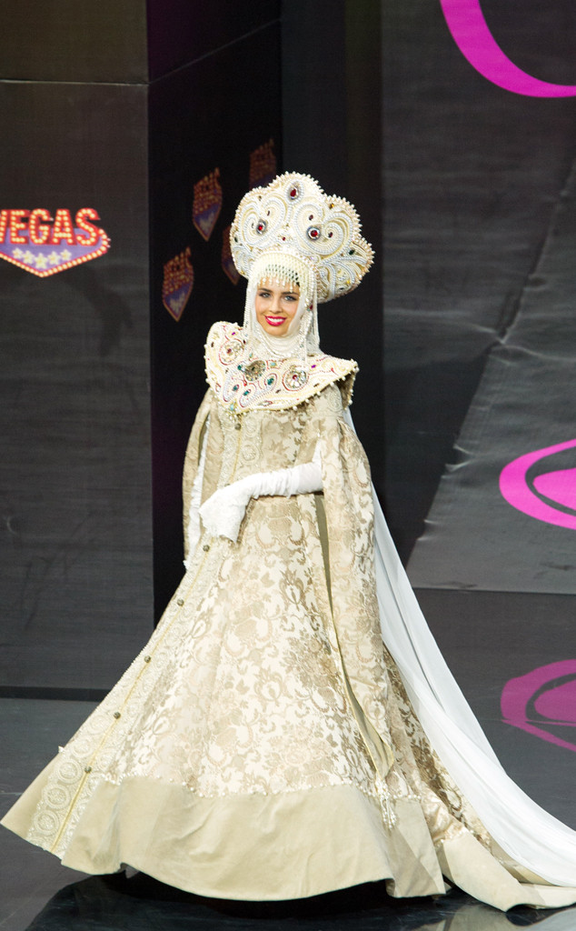 Miss Russia, Miss Universe