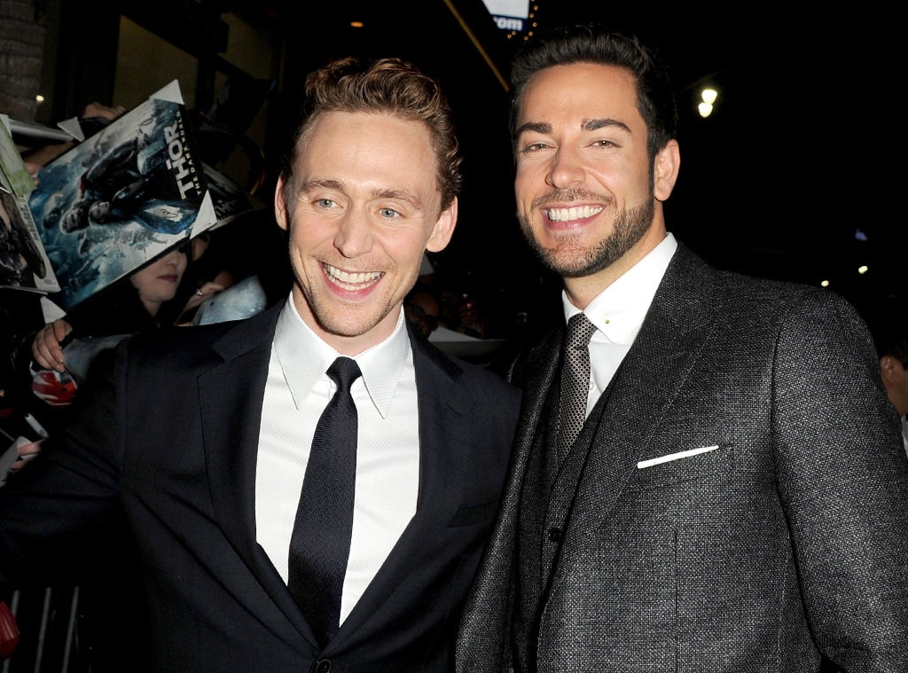Tom Hiddleston,  Zachary Levi