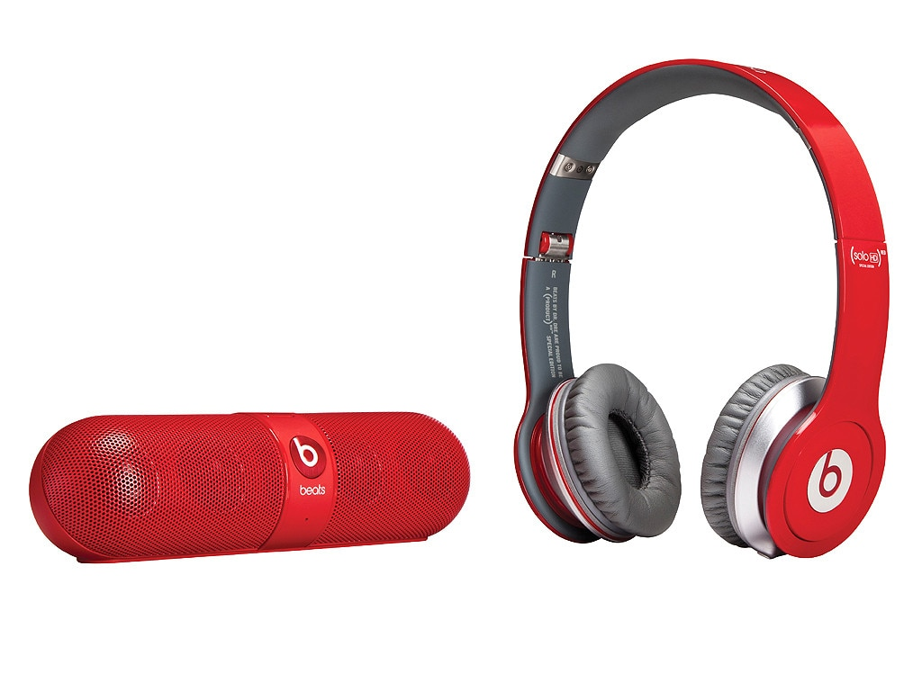 BEATS by Dr. Dre Solo Headphones & Pill, Holiday Gadget Gift Guide