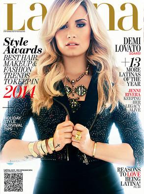 Demi Lovato, Latina Magazine