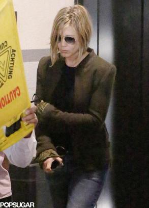 Jennifer Aniston cabelo curto