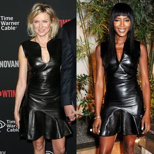 Naomi Watts, Naomi Campbell