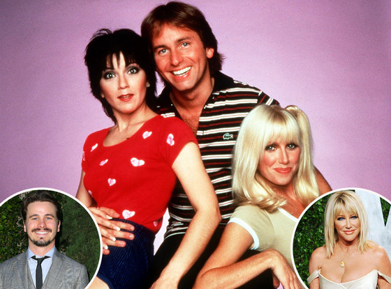 Suzanne Somers, Jason Ritter, Three's Company
