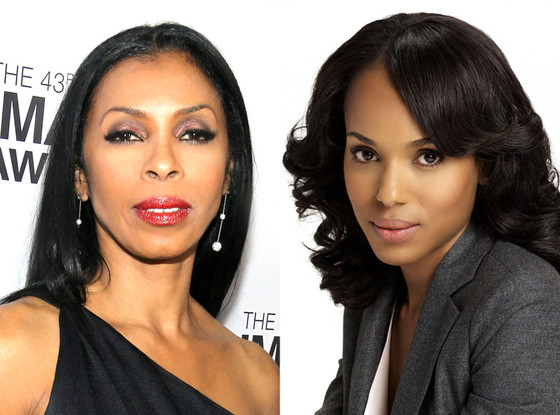 Khandi Alexander, Kerry Washington