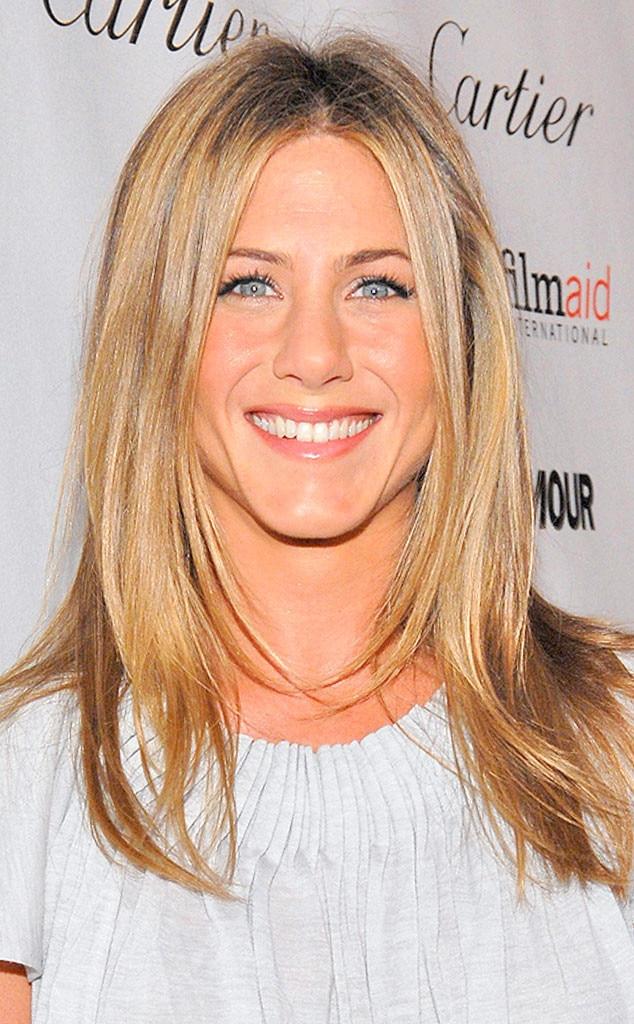 Jennifer Aniston, Hairstyle