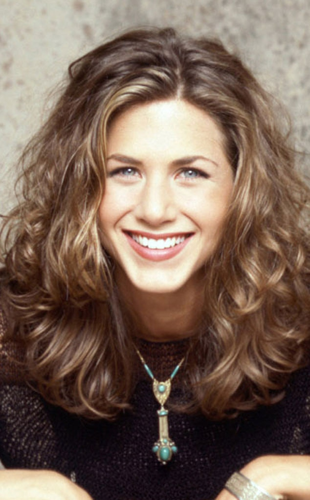 Sometime In The 90s From Jennifer Anistons Hair Through The Years