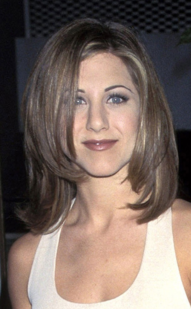 1995 From Jennifer Aniston S Hair Through The Years E News