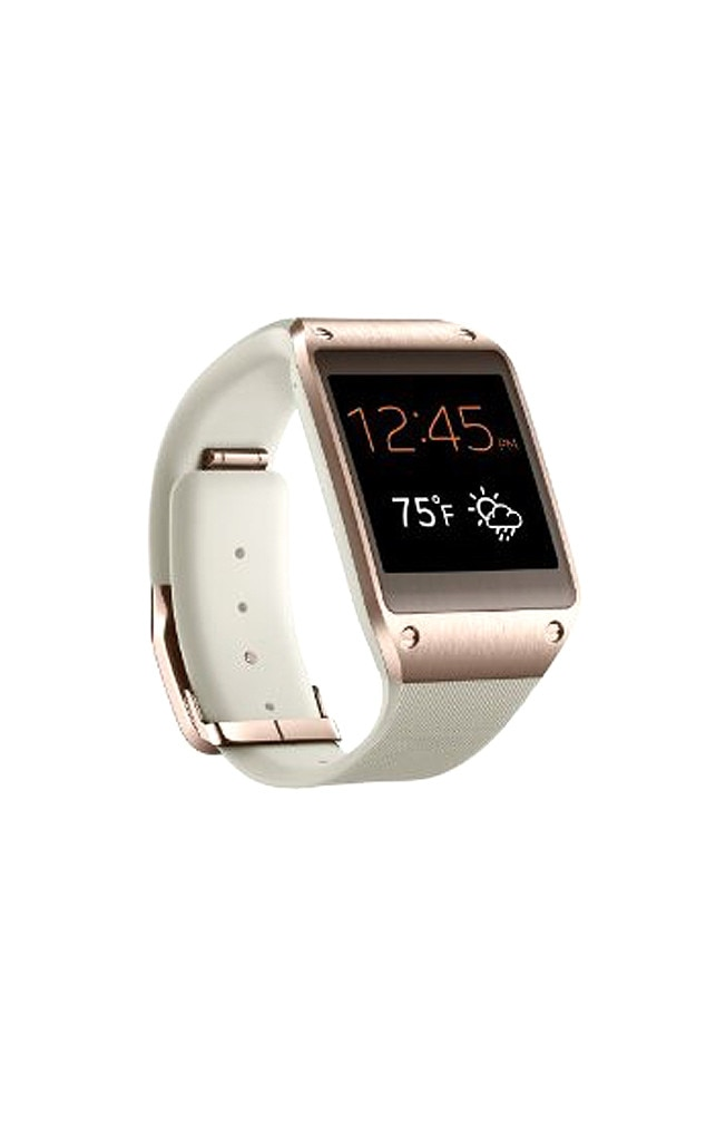bd77ad447 Samsung Galaxy Gear Smartwatch in Rose Gold from Gifts for the Tech ...