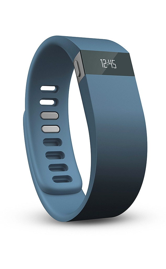 Slate Blue Fitbit Force, Holiday Gadget Gift Guide