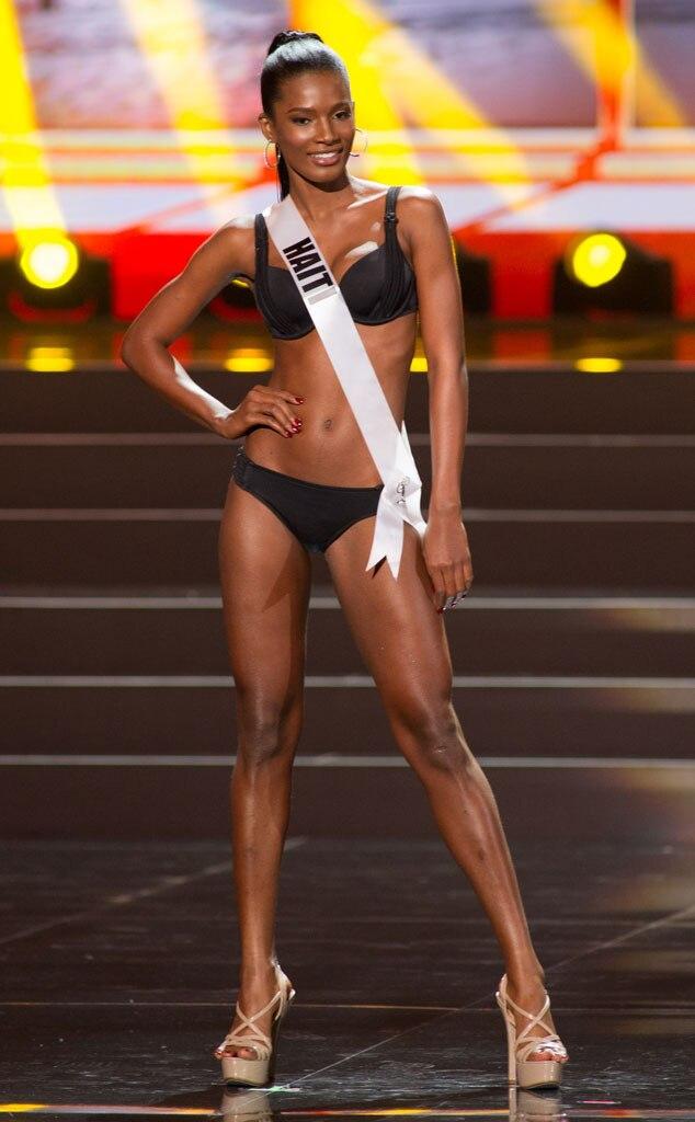 Miss Haiti, Miss Universe, Bikini