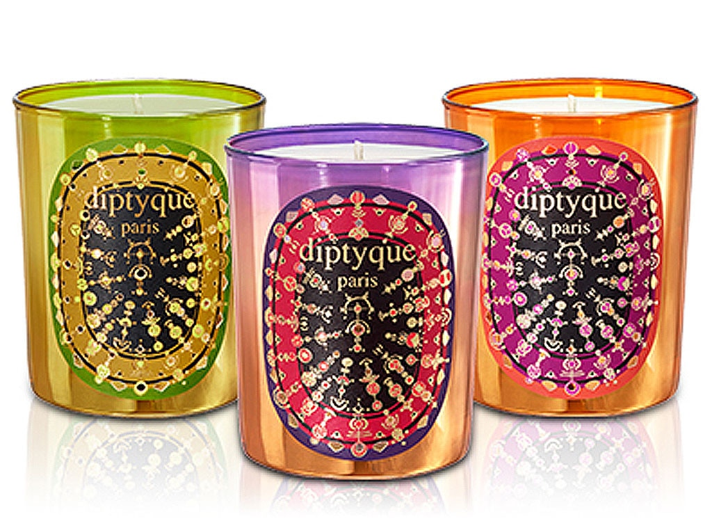 Hostess Gift Guide, Diptyque Holiday Collection Candles