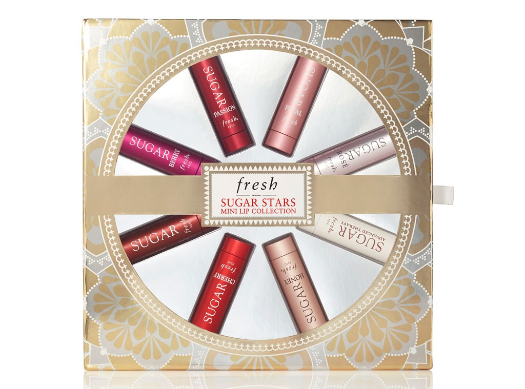 Best Beauty Buys Gift Guide, Fresh Lip Sugar Star