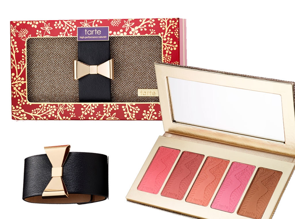 Best Beauty Buys Gift Guide, Tarte Off the Cut Set