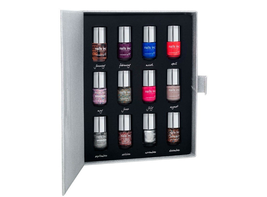 Best Beauty Buys Gift Guide, Nails Inc Nail Polish Diary