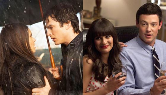 Best TV Couple, The Vampire Diaries, Glee