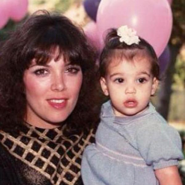 Kim Kardashian, Kris Kardashian