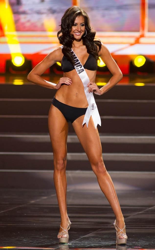 Miss Jamaica, Miss Universe, Bikini